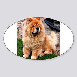 chow chow Sticker