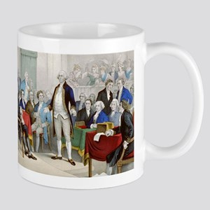 george washington Mugs