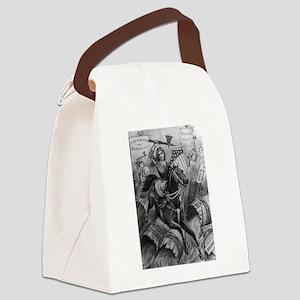 temperance Canvas Lunch Bag
