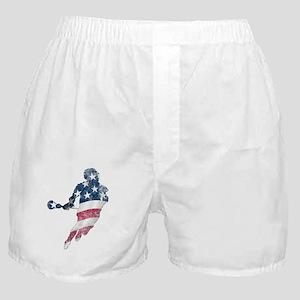 USA Lacrosse Boxer Shorts