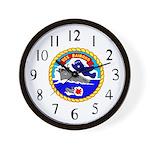USS Bairoko (CVE 115) Wall Clock