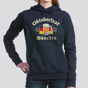 oct183black Women's Hooded Sweatshirt