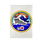 USS Bairoko (CVE 115) Rectangle Magnet (100 pack)