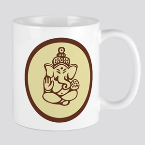 yoga3colored Mugs