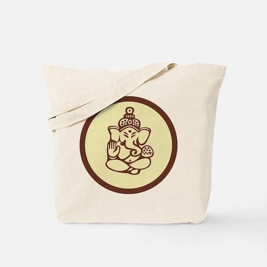 yoga3colored.png Tote Bag