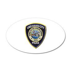 Lake Havasu City Police Wall Decal