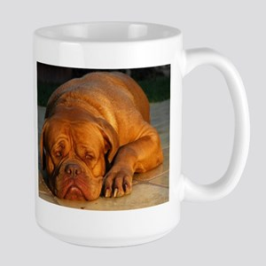 dogue de bordeaux Mugs