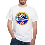 USS Bairoko (CVE 115) White T-Shirt