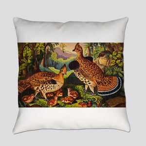 grouse Everyday Pillow