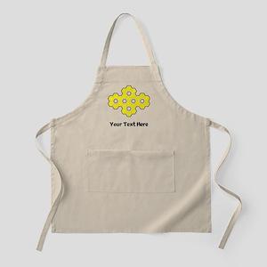 Bee Honeycomb (Custom) Apron