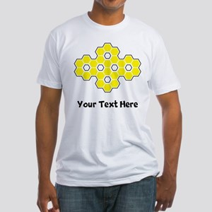Bee Honeycomb (Custom) T-Shirt