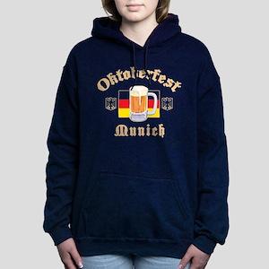 oct184black Women's Hooded Sweatshirt