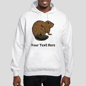 Brown Beaver (Custom) Hoodie