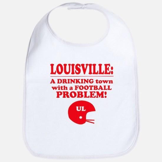 UL a drinking town Bib