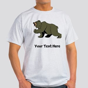 Grizzly Bear (Custom) T-Shirt