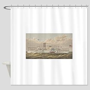 columbia Shower Curtain