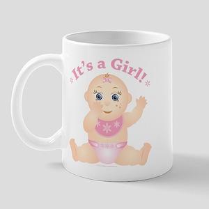 * It's A Girl! * Mug