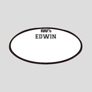 100% EDWIN Patch
