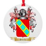 Schiltz Round Ornament
