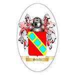 Schiltz Sticker (Oval 50 pk)