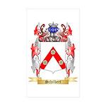 Schilbert Sticker (Rectangle 50 pk)
