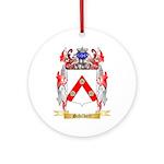 Schilbert Round Ornament
