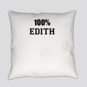 100% EDITH Everyday Pillow