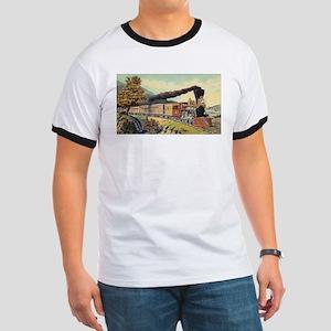 american express train T-Shirt