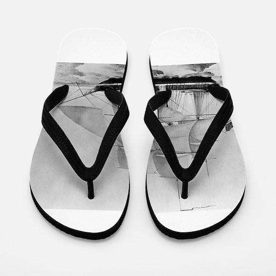 princeton Flip Flops