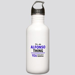 ALFONSO thing, you wou Stainless Water Bottle 1.0L