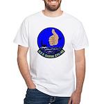 USS Saipan (CVL 48) White T-Shirt
