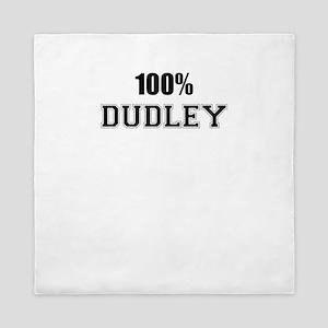 100% DUDLEY Queen Duvet