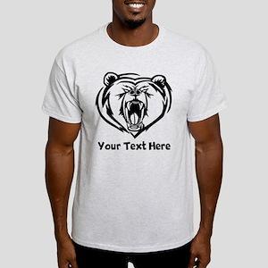 Grizzly Bear (Custom) T-Shirt