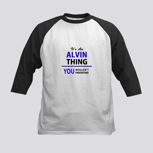 ALVIN thing, you wouldn't understa Baseball Jersey