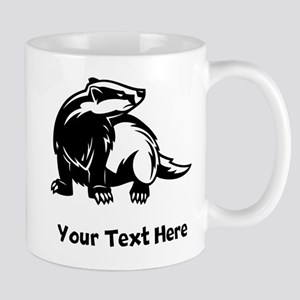 Badger (Custom) Mugs