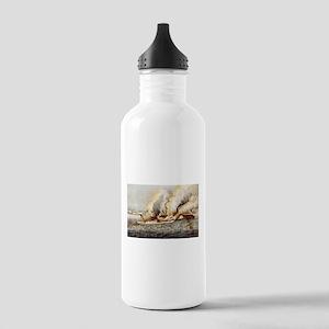 monitor merrimac Water Bottle