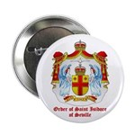 Order of St. Isidore of Sevil Button