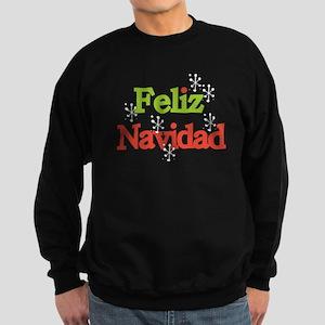 feliznavidadblack Sweatshirt