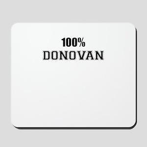 100% DONOVAN Mousepad