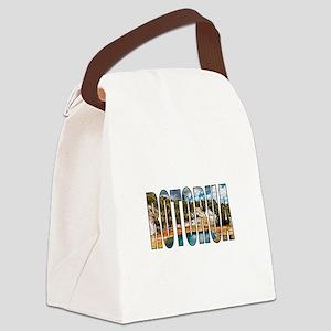 Rotorua Canvas Lunch Bag