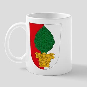 Augsburg Coat of Arms Mug