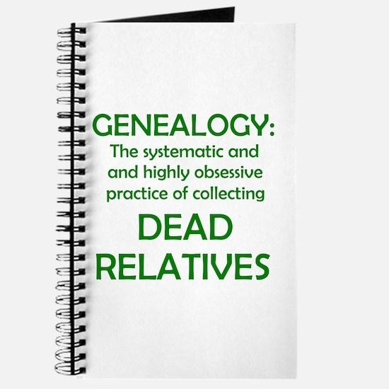 Dead Relatives Journal