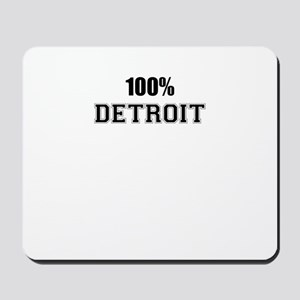 100% DETROIT Mousepad