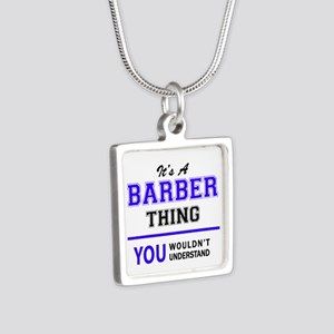 BARBER thing, you wouldn't understand! Necklaces