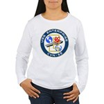 USS Enterprise (CVN 65) Women's Long Sleeve T-Shir