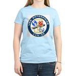 USS Enterprise (CVN 65) Women's Light T-Shirt