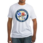 USS Enterprise (CVN 65) Fitted T-Shirt