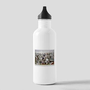 kentucky cavalry Water Bottle
