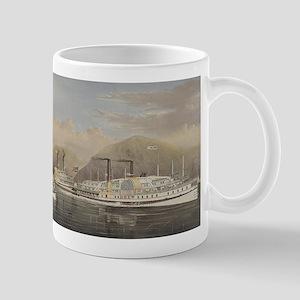 hudson river Mugs