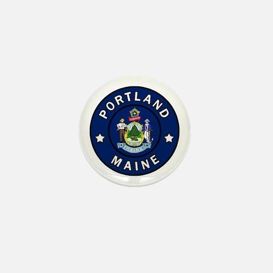 Unique Rockland Mini Button